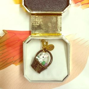 Juicy Couture Limited Edition Easter Bunny Charm